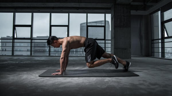 Workout at home- Set your workout space