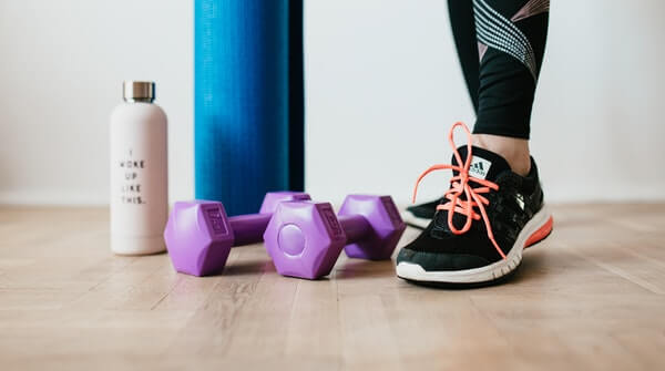 essential things to carry for home workout