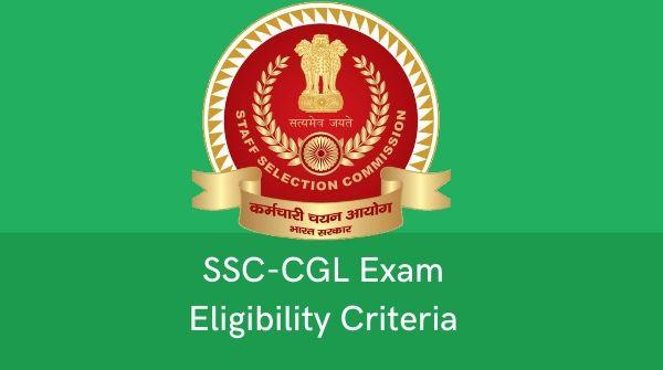 SSC CGL Exam Eligibility criteria- the SSC has set a few criteria for to apply for the exam