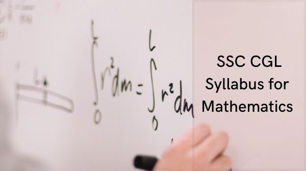 SSC Exam- syllabus for mathematics-the Staff Selection Commission conducts exams every year for the recruitment in the the Central Government