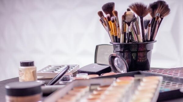 Various beauty products to use to get a perfect outfit for rainy day.