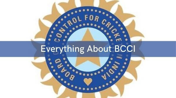Board of Control for Cricket in India: Logo of the Board of Control for Cricket in India