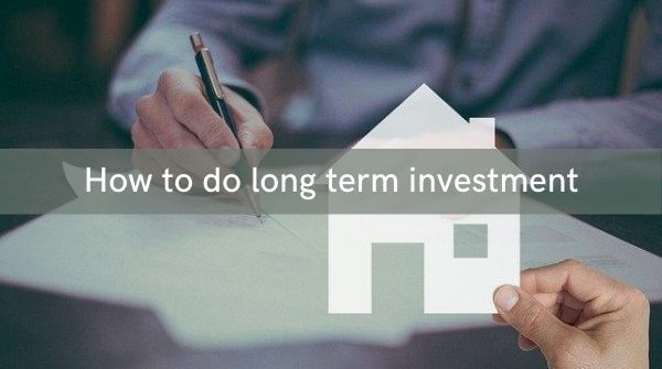 The long-run is forever when it comes to investing. The idea of big investors
