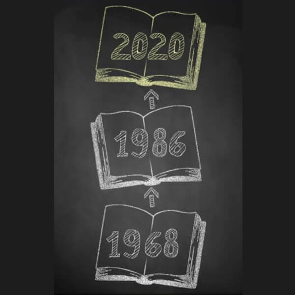 Till date (in 2020) Three National Educational Policies have been introduced by the Indian Government(1968,1986 and 2020)