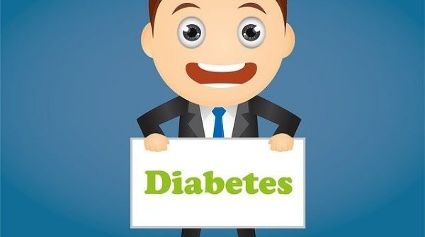 Diabetes is caused due to metabolic dis-regulation of a hormone called insulin & it will increase the blood sugar level.