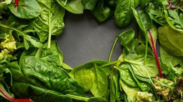Food to lower blood sugar is having green leafy vegetables regularly. It is rich in minerals, vitamins, folic acid, etc.