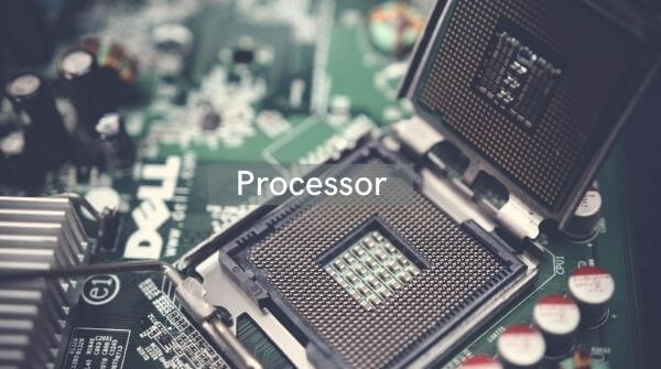 About processor and the use as well as types of processor.