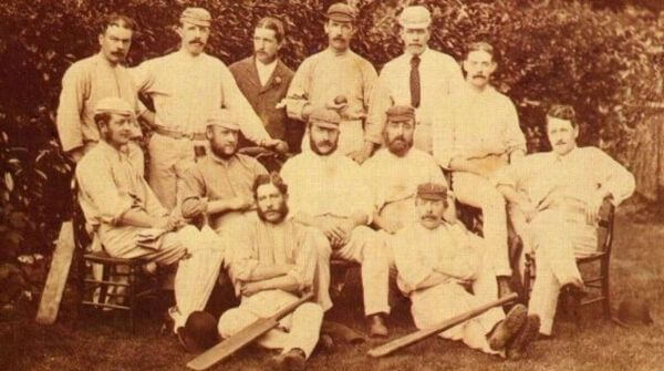 Australian Cricket Players who were part of the first Test match played in the history of cricket
