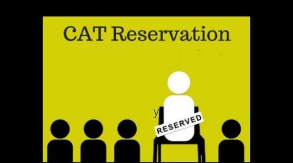 Lists up reservation criteria details in the MBA entrance exam and the eligibility for each category.