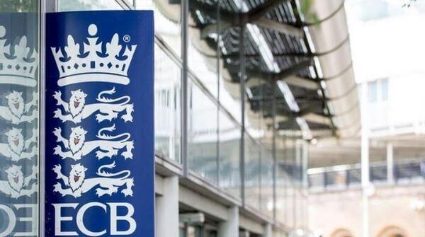England and Wales Cricket Board logo