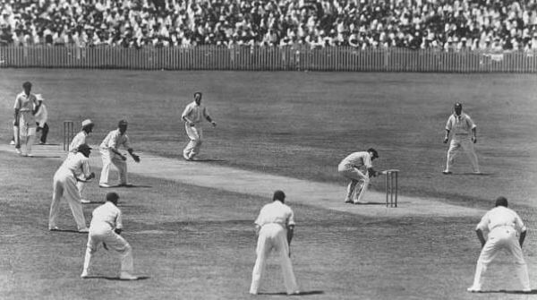 Infamous Bodyline tactic adopted by the English side in the Ashes against Australia