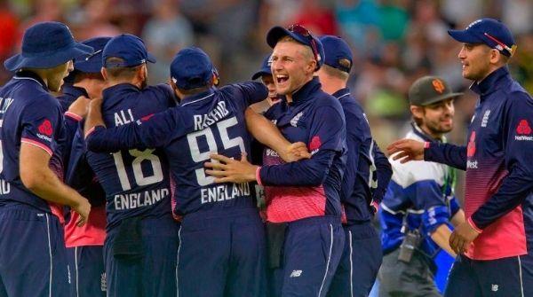England Men ODI Team at top according to Latest ICC Cricket Ranking
