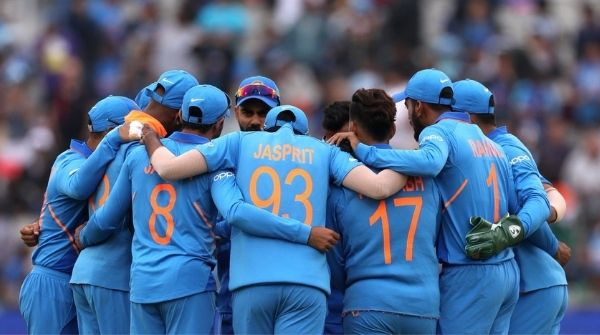 Indian Men Team at number three in the ICC ODI Ranking