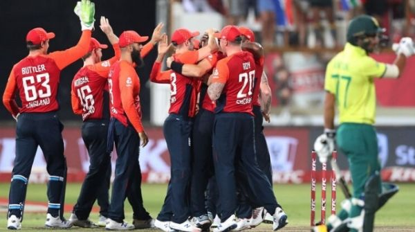 England Team second place holder in ICC T20 World Rankings Table