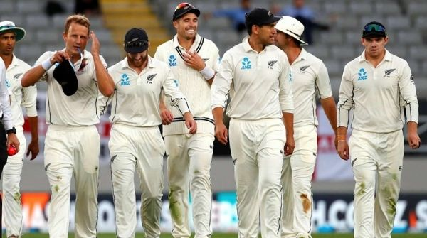 Latest Rankings with New Zealand on position number 2