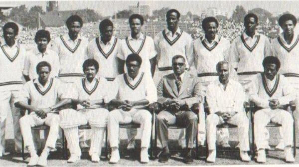 The famously known 1970s West Indies Cricket Team that was considered unofficial World Champions