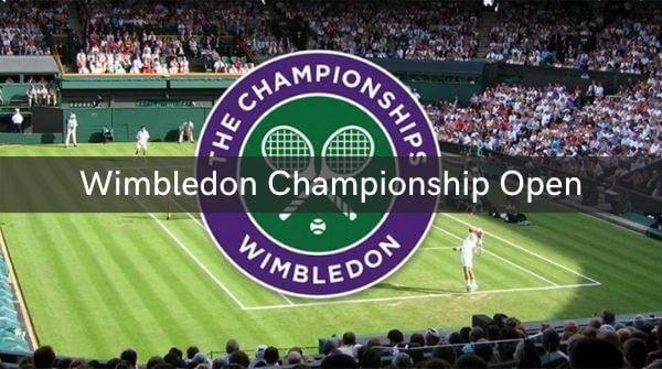 The most premier tennis tournament in the world and one of the 4 grand slams