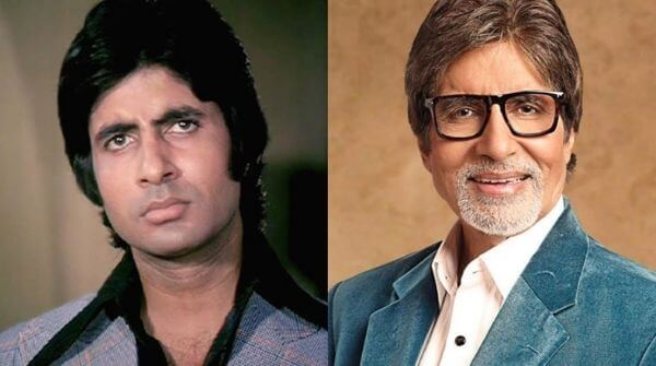 Amitabh Bachchan Height is always an advantage for him in films.