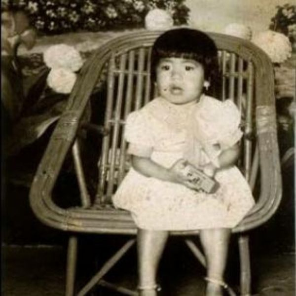 MC Mary Kom during her childhood days