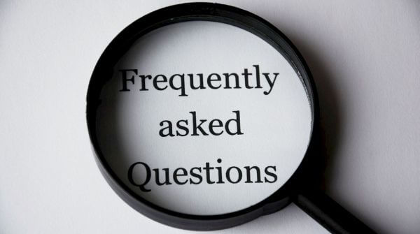 Regarding Frequently asked questions.