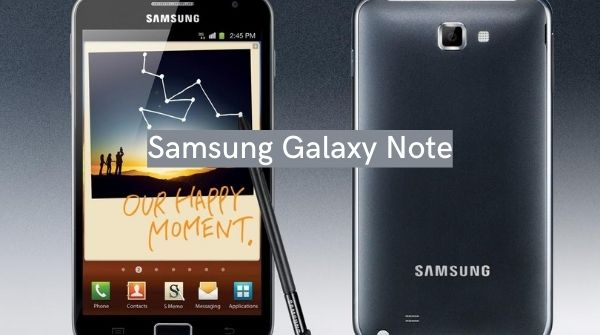 Regarding Samsung galaxy note and its specification as well as use.
