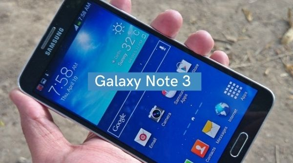 Regarding Note 3 and its specification as well as uses.