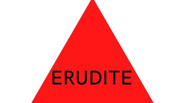 Erudite is on the 4th position and also quite popular.