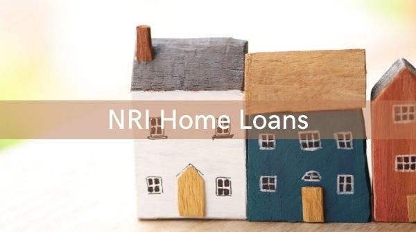 This loan can be availed only by the NRIs to construct a house or renovate an old property in India.
