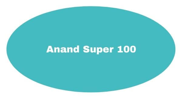 Best UPSC coaching - Anand super 100