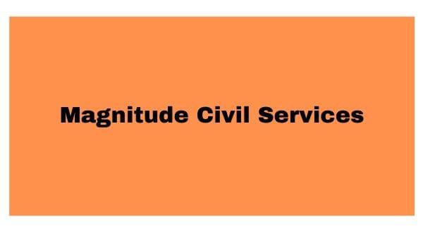 Best civil service classes in Gandhinagar - Magnitude Civil Services