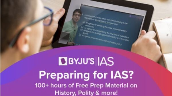 Best IAS Classes in Lucknow - BYJU's
