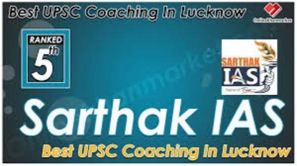 Best Civil Service classes in Lucknow - Sarthak
