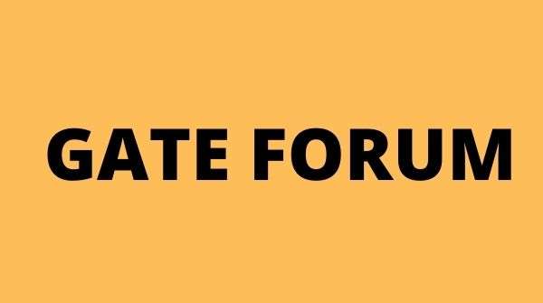 GATE Forum has to be one of the Best GATE Coaching in Mumbai.