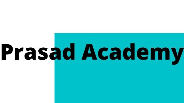 Prasad Academy will definitely give wings to your dreams. So that you can fly high.