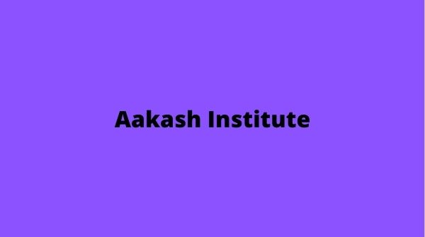 Aakash institute is the best when it comes to Best medical Coaching for NEET in India.
