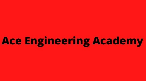 Ace Engineering academy is an essential when it comes to GATE Online Coaching.