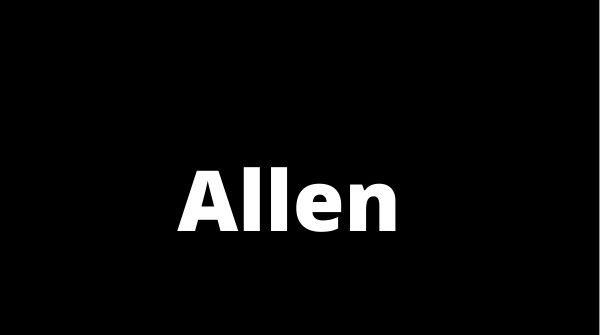 Our list of Best medical Coaching for NEET in India is incomplete without Allen.