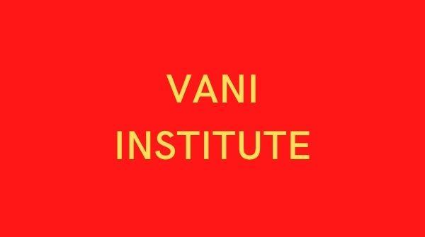 Vani Institute Best GATE Coaching in Hyderabad