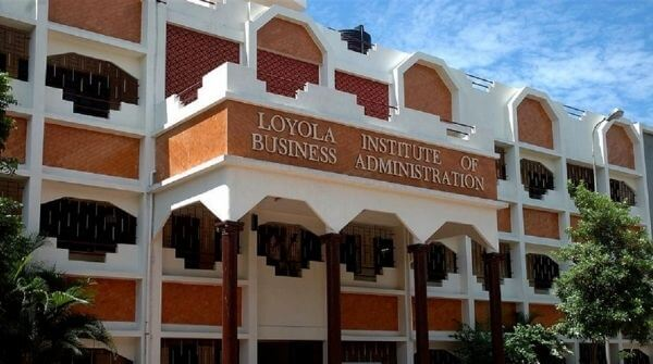 Loyola Institute of Business administration one of the best management colleges in Chennai.