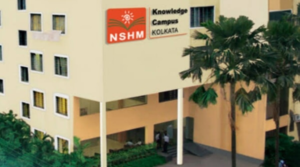NSHM knowledge campus for B.Sc. in fashion management.