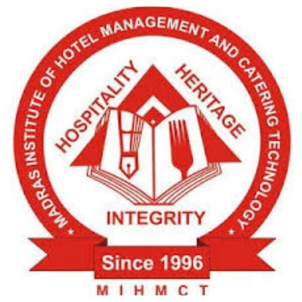 Hotel Management Colleges In Chennai - MIHMCT College logo