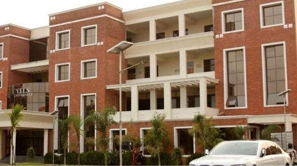 Hotel Management Colleges in Chennai - Vels College Campus