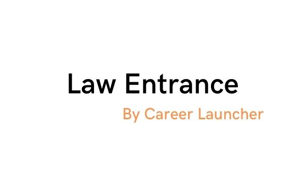 Law Entrance by Career Launcher CLAT institute