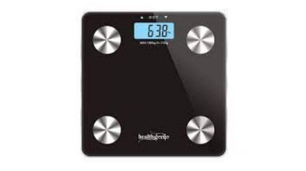 digital weight scale to keep a regular check