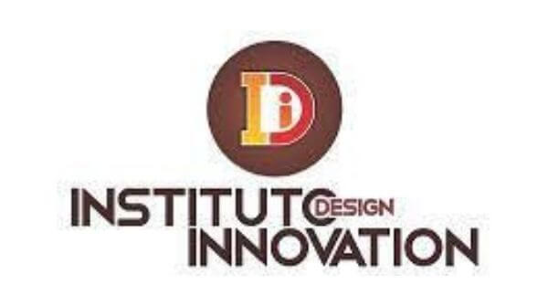 This is the logo of Instituto Design Innovation for better understanding of the upcoming fashion designers.