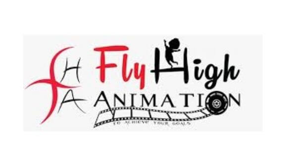 Fly high animation logo for the better understanding of applicants.