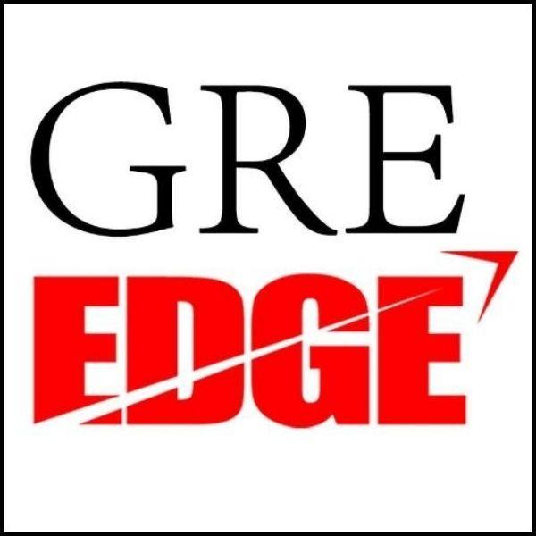 Logo of greedge gre prep