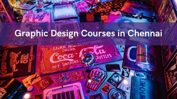 Your skills set gets honed by the best at graphic design institute in Chennai