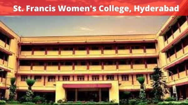 Check St. Francis women's college