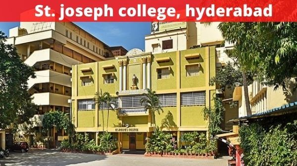 Mass Communication Colleges in Hyderabad, check St. Joseph college with complete details.